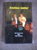 GENTLY USED ROUTINES MATTER BY TREVOR LEWIS BOOK