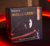 Rocco's Prisma Lites SOUND Pair (High Voltage/Red)