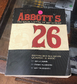 Gently Used Abbott Catalog #26