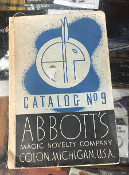 Gently Used Abbott Catalog #13
