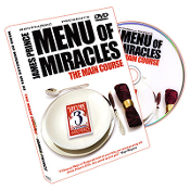 Menu of Miracles III - The Main Course by James Prince & RSVP