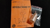 Gently Used Invisible Thumb Tip (Vernet Magic)