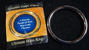 Gently Used Ultimate Brass Ring (Wizard Craft Magic)