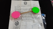 Gently Used George Murray's Color Changing Lollipops (Nielsen)